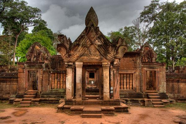 Banteay-Srey-Temple5