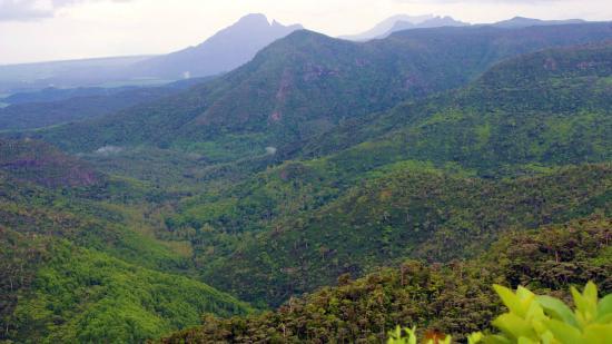black-river-gorges-national
