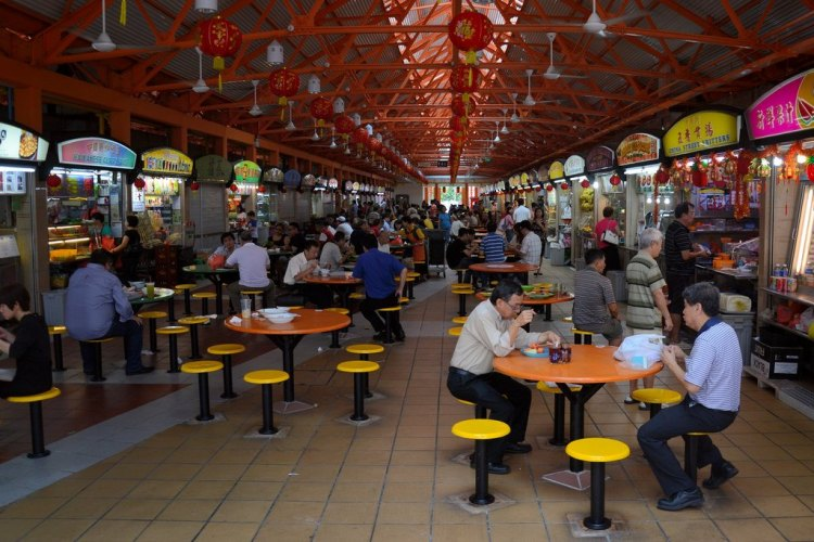 Maxwell Road Food Hawker
