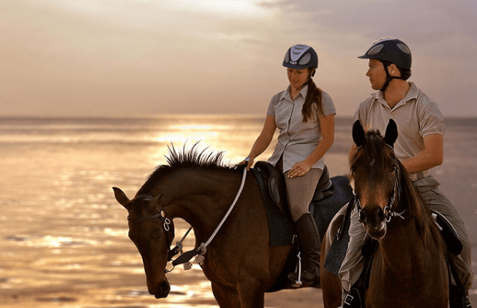 Image result for Dhabi couple desert horse riding