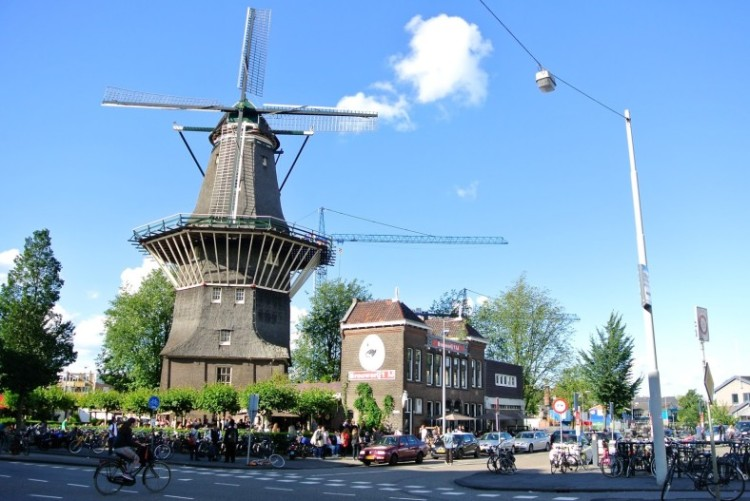 De-Gooyer-Windmill