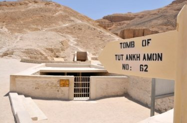 Tomb-of-King-Tutankhamen-in-Valley-of-the-Kings-Luxor